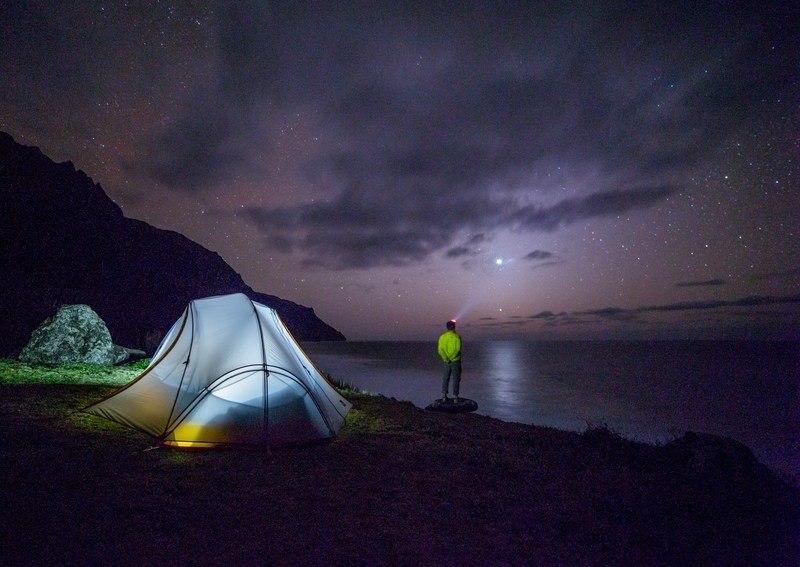 Szex sátorban