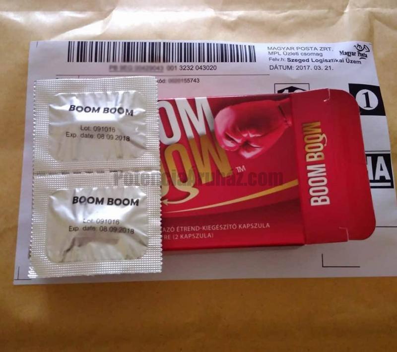 Boom-Boom Csomag