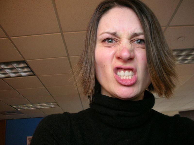 Menstruáló nő